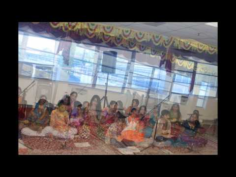 Vijayadhwani Students at Sai Mandhir 2014 (4th Anniversary)