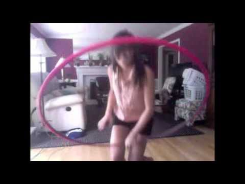 Wake Me Up Avici Dance - With Hula Hoop 1:30