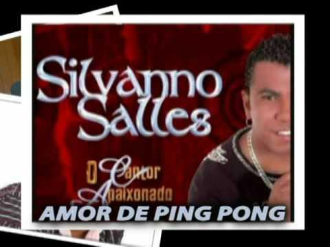 Amor De Ping Pong - Silvanno Salles