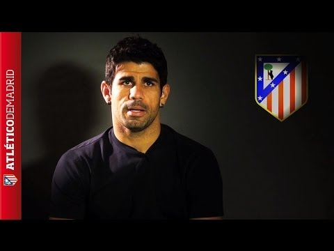Costa habla sobre su decisión de jugar con España / Costa, about his decisión of playing for Spain
