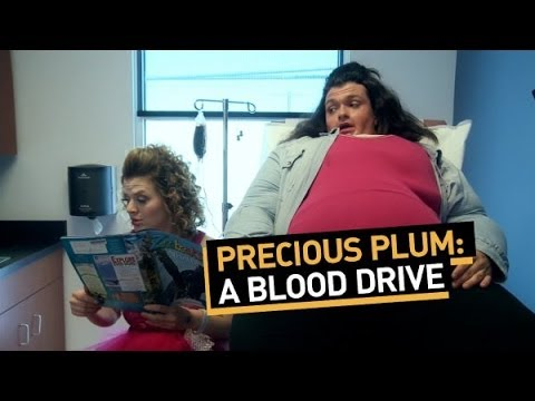 Precious Plum: A Blood Drive (Ep. 8)