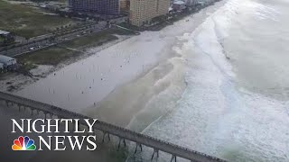 Panama City Beach Braces For Storm Surge As Hurricane Michael Nears Landfall | NBC Nightly News
