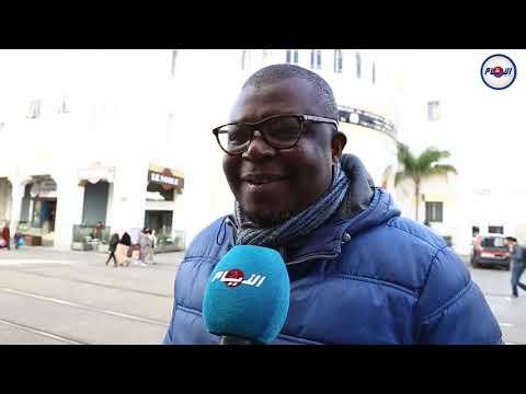 شاهد..ايفواري يتوقع نتيجة مباراة المغرب ونيجيريا