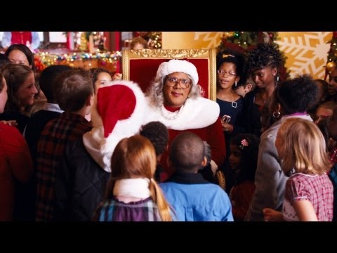'Tyler Perry's A Madea Christmas' Trailer