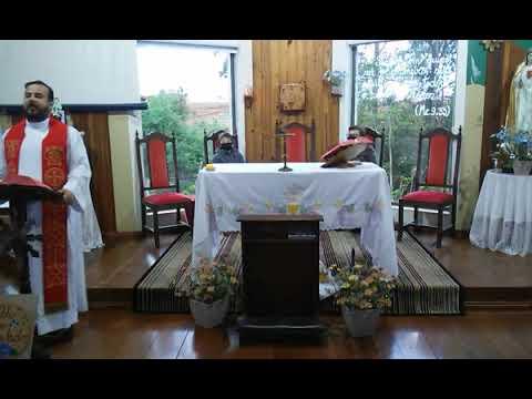 Santa Missa | 16.09.2021 | Quinta-feira | Padre Fernando | ANSPAZ