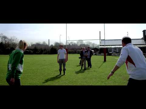 OFFICIAL - Breakfast with Jonny Wilkinson trailer. Released 22nd November 2013