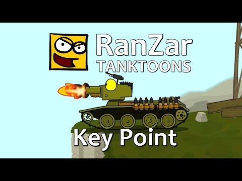 Tanktoon - Klíčový bod