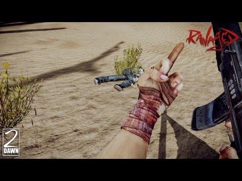 Ravaged - Новый геймплей с бета-теста