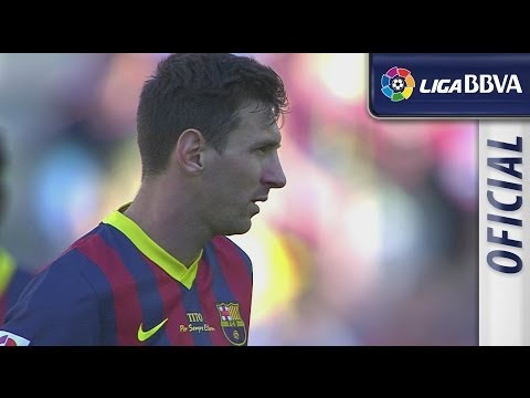 Highlights FC Barcelona (2-2) Getafe CF - HD