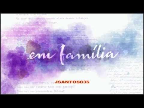 Marco e Mário Quem é ela Trilha sonora da novela Em Família