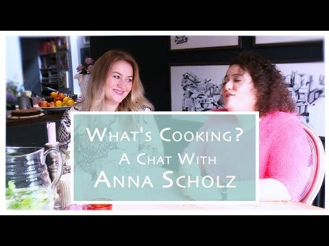 Anna's Kitchen | SLiNK magazine sits down with Anna Scholz