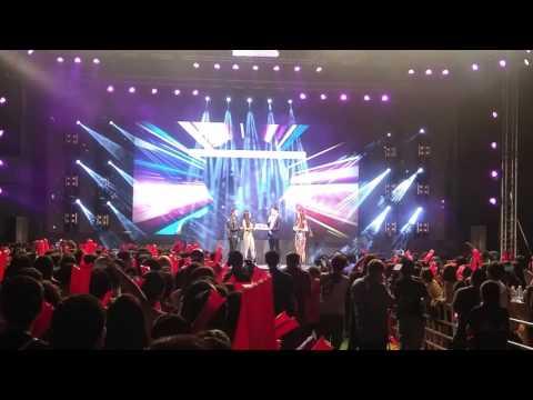 Ngô Kiến Huy Chúc Mừng Sinh Nhật Khổng Tú Quỳnh Trên Sân Khấu MTV Connection