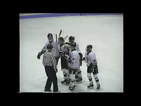 Plattsburgh - Lake Placid Hockey 12-2-93