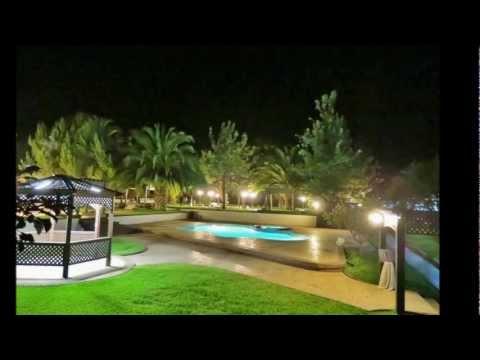 Quinta arratz jardines para eventos youtube for Jardines para eventos
