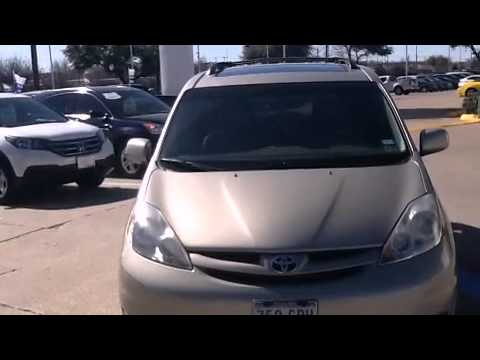 2007 toyota sienna richardson tx 75080 youtube for Lute riley honda 1331 n central expy richardson tx 75080