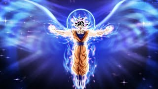 The Birth Of A New Angel GOKU The Angel