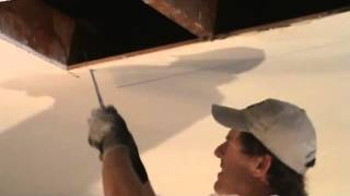 How To Repair A Water Damaged CeilingPart 4