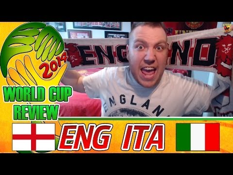 England vs Italy Review World Cup 2014