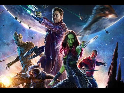 GUARDIANS OF THE GALAXY End Credits Scroll Released - AMC Movie News