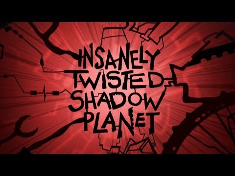 Insanely Twisted Shadow Planet - Trailer [HD]