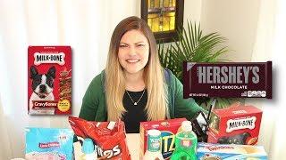 Trying Weird Pregnancy Craving Foods *GROSS*