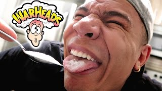 SOUREST CANDY IN THE WORLD!! ($1,000 CHALLENGE)