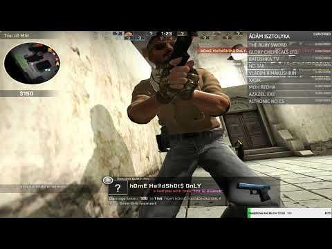 CS:GO Community Servers: ★CSROG★ ◢◣ Dust 2 Battlefield © !ws !gloves !knife