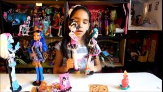 Monster High Review De Clases De Arte Mimundo MH