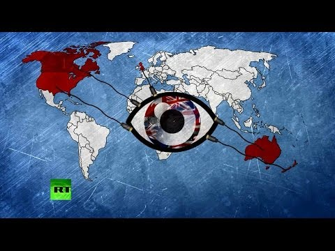 Большой Брат следит за всем миром с помощью «Пяти глаз»