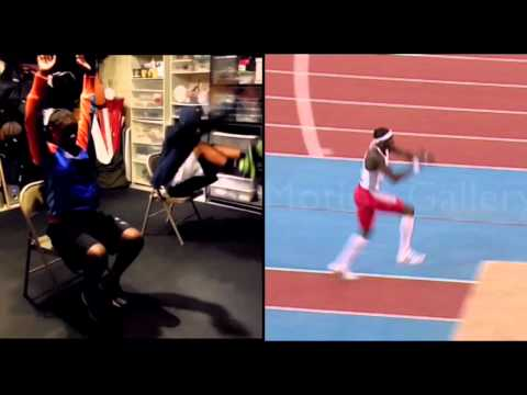 Teaching the Horizontal Jump Landing - The Chair Drill 1