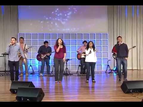 2014 Mayo 18 Alabanza y Predicación Amistad de Puebla