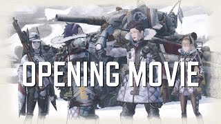 Valkyria Chronicles 4 - Opening Movie