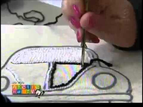 Ateliê na Tv - Tv Gazeta - 25-07-12 - Tania Silva