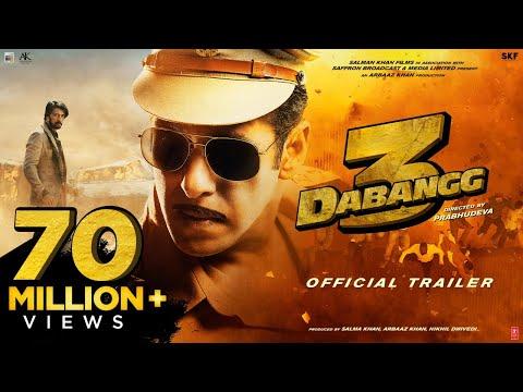 Dabangg 3: Official Motion Poster
