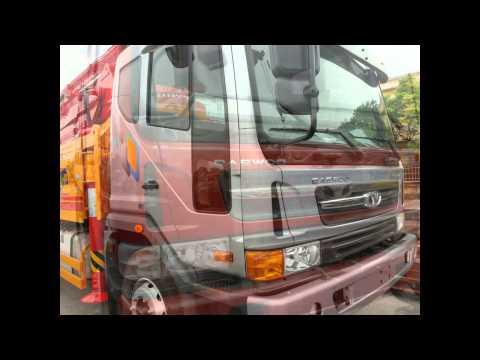 Xe tải 4 chân Daewoo. Nhà phân phối độc quyền tại Việt Nam 0932.385.199