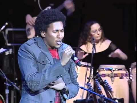 All Day All Night - Ziggy Marley (Mario Evon version @ Don Was Meets Berklee)