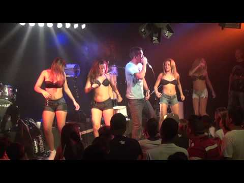 AS MENINAS DO FUNK  E MC BRUNYN ( SHOW COMPLETO HD )