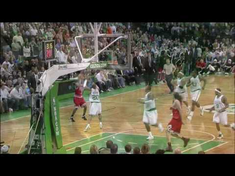 Ben Gordon 42 Points vs Celtics Game 2 Playoffs! HD! 20.4.09