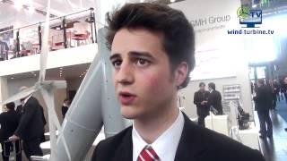 WeserWind GmbH - Industriemesse Hannover 2012 - YouTube