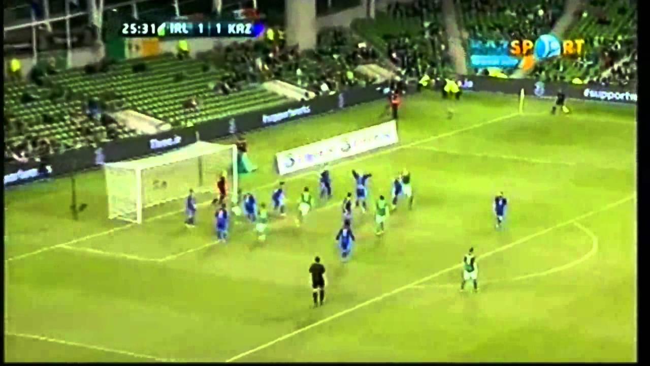 Ireland 3-1 Kazakhstan