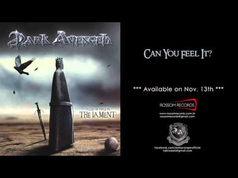 DARK AVENGER • TALES OF AVALON: THE LAMENT • ALBUM TEASER online metal music video by DARK AVENGER