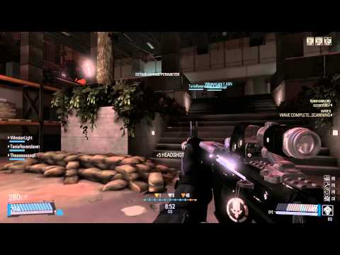 Blacklight  Retribution OS HARDCORE (rogol zombie) part 2 by azzam5867