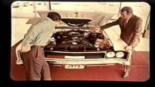 American Motors 1970 Rebel Machine Commerical