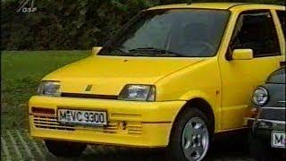 Test: Fiat Cinquecento