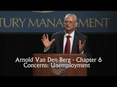 CM 2013 Review - Arnold Van Den Berg 6 - Unemployment