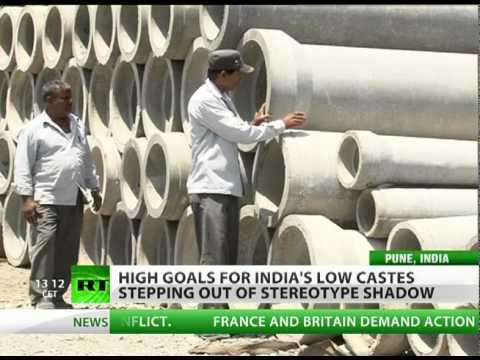 Caste Out: 'Untouchable' millionaires smash slumdog stereotypes