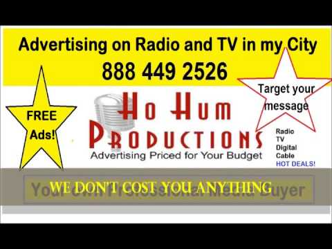 How to advertise oklahoma on Radio and TV