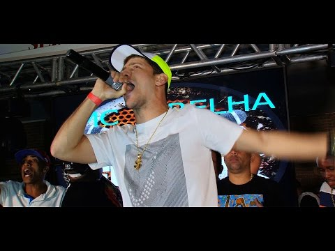 Aniversário do MC Orelha :: Vídeo Especial ao vivo na Roda de Funk ::