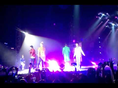 [Fancam] 110129 - SS3 Singapore - Part Four
