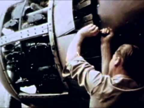 USAAC WW2 - North Africa: The Earthquakers (1944) - CharlieDeanArchives
